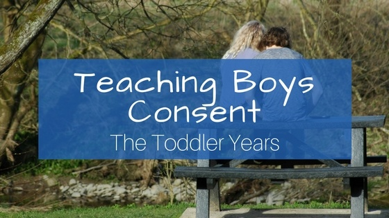 teaching boys consent